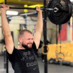 Člen CrossFit Plzeň Milan Jirků