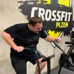 Člen CrossFit Plzeň Martin Boček