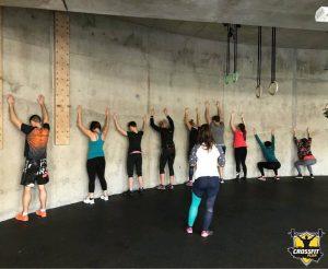 Základní kurz On Ramp - osvojení si správné techniky cviků v CrossFitu