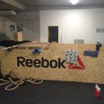 CrossFit Plzeň - instalace lan na šplhání