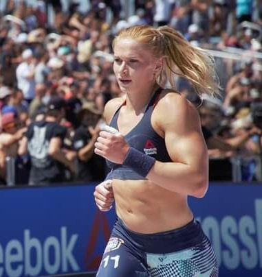 Annie Thorisdottir Run