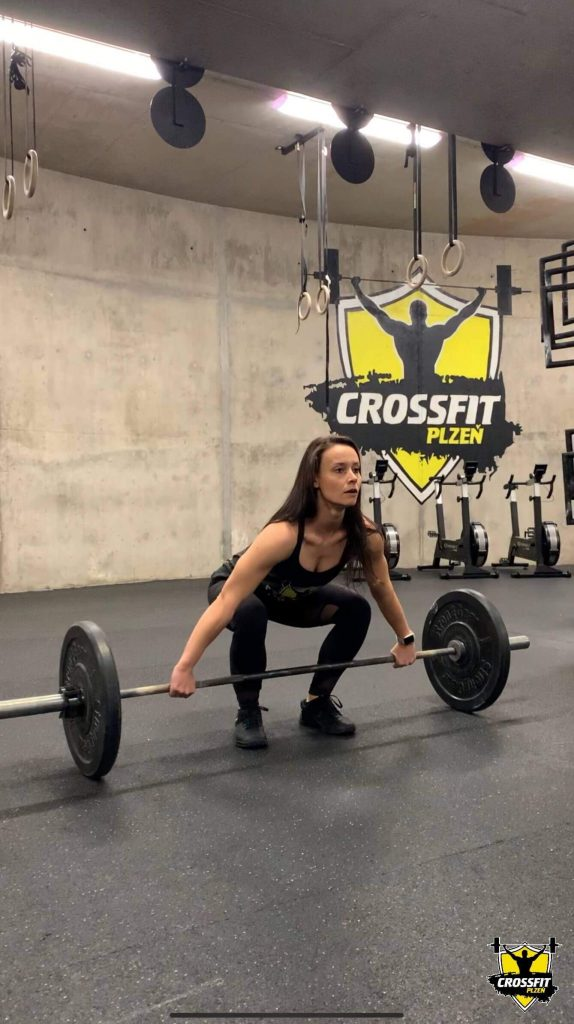 CrossFiter Lucka Snatch Deadlift - CF