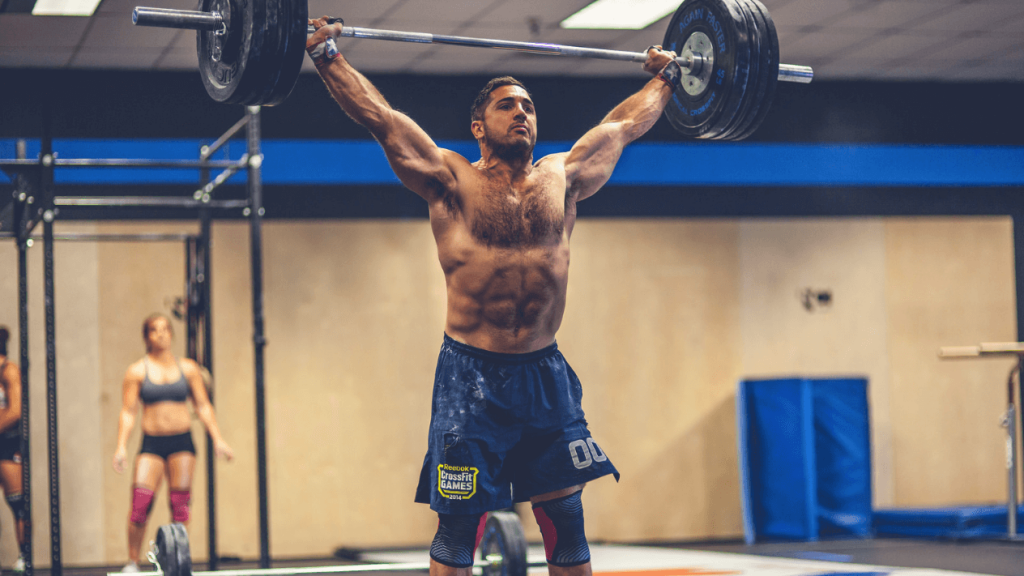 Jason Khalipa Snatch