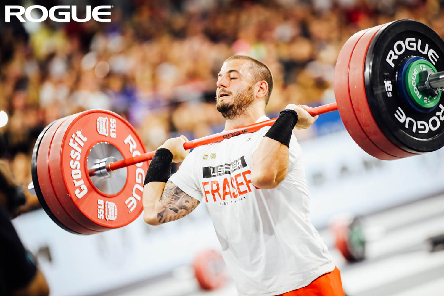 Mat Fraser Squat Clean