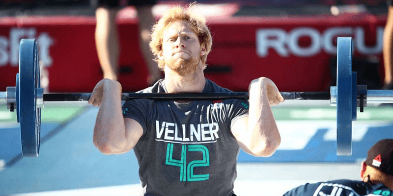 Patrick Vellner Power Clean