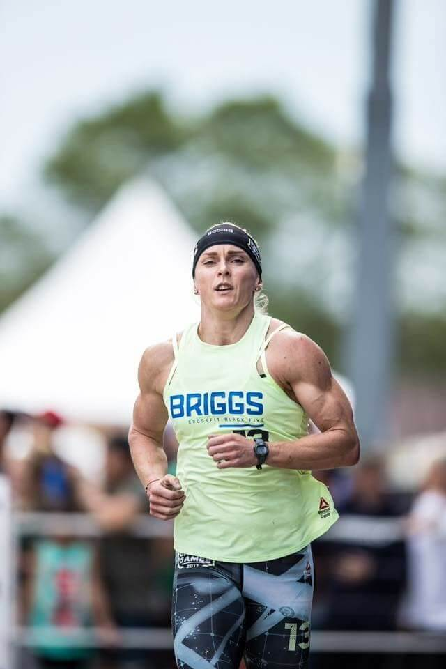 Samantha Briggs Run